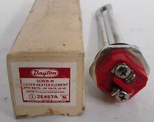 Dayton 2E457A Screw-In Water Heater Element