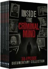 Inside the Criminal Mind: 30-Episode Documentary Collection (DVD, 2014, 6-Disc Set)