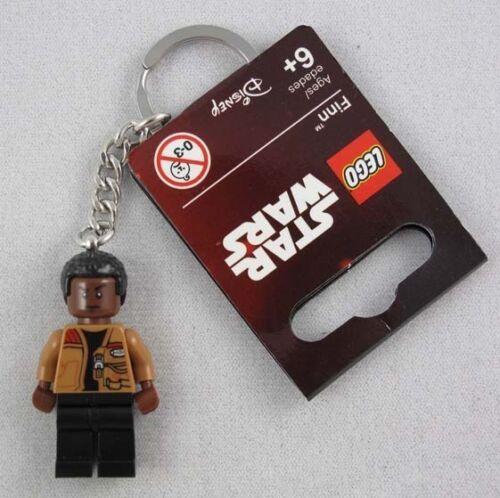 Star Wars Lego Force Awakens Finn Key Chain New