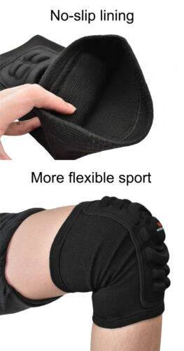 Cycling Knee Pads Guards MTB Mountain Bike Len Protection Knee Brace Support