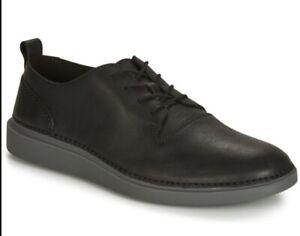 Boxed Clarks Size 7 G Hale Lace Black