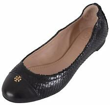d1df54f2213 item 3 NEW Tory Burch Women s York Black Snake Print Cap Toe Logo Ballet  Flats Shoes -NEW Tory Burch Women s York Black Snake Print Cap Toe Logo  Ballet ...