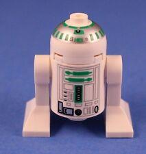 LEGO® STAR WARS™ Rare 7665 R2-R7™ Green Highlights Astromech Minifigure