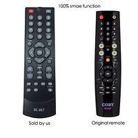 Rc-057 Remote Control For Coby Ledtv1935 Tftv1925 Tftv2225 Tftv2425 Tftv4028