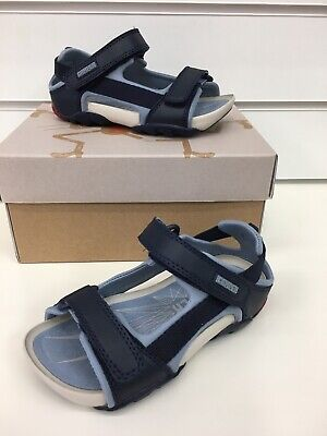 Clearance price Camper Ous Infant Boys Sandals In Navy Water safe.