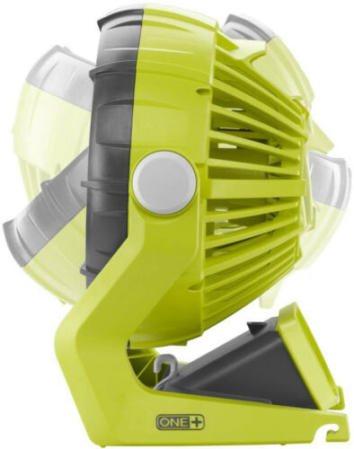 Ryobi Ventilatore Portatile Ibrido con//senza fili 18-Volt Strumento Indoor Outdoor solo Nuovo
