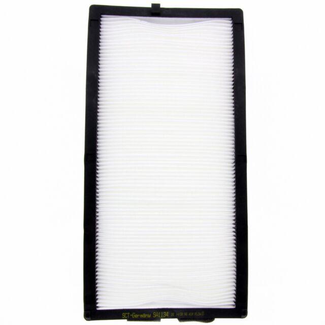 SCT Innenraumfilter Luftfilter SA 1112 Pollenfilter Luft Filter