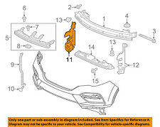 Bumper Cover Side Beam Steel PILOT 16-17 FRONT BUMPER BRACKET RH
