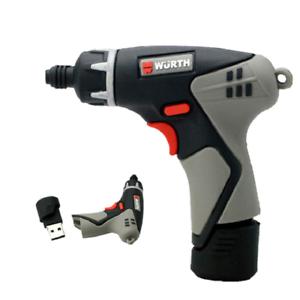 Creative-Drill-Cartoon-Model-USB2-0-8-64GB-flash-drive-memory-stick-pendrive