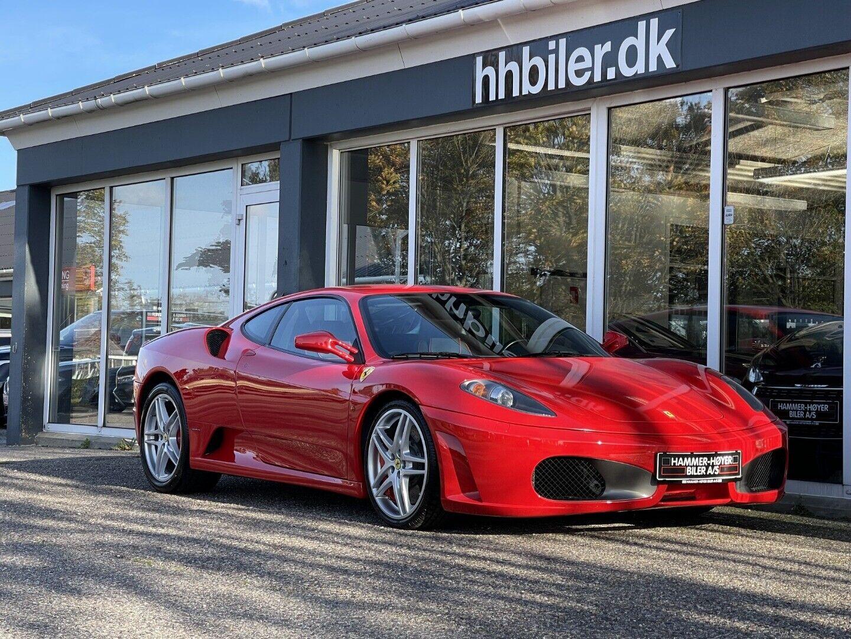 Ferrari F430 4,3 F1 2d - 4.753 kr.
