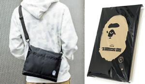 Image Is Loading A Bathing Ape Bape Shoulder Bag Messenger Bag