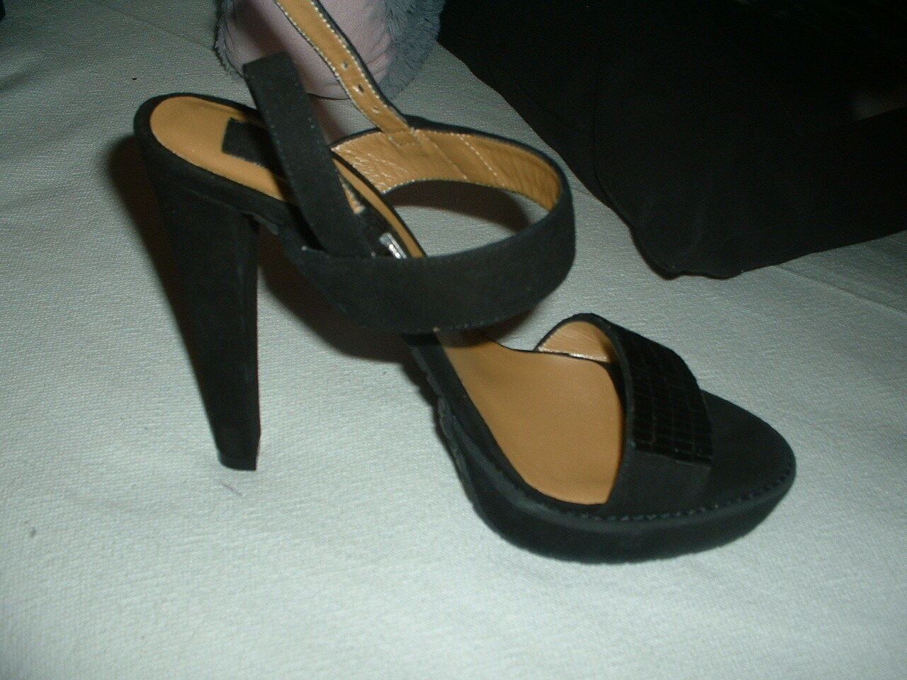 Cesare PACIOTI 4 Cerimonia di sandali  originali degli Stati Uniti o NEW N 39  outlet online
