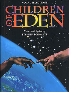 Stephen-Schwartz-Children-Of-Eden-Vocal-Selections-Sing-Piano-PVG-Music-Book