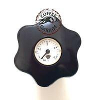 La Pavoni Manometer Kessel Verschluss Deckel Mignon Europiccola Professional Neu