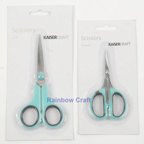 Kaisercraft Scissors /'PRECISION or CRAFT/' U select Card making Scrapbooking