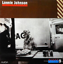 Lonnie Johnson. LIVE. Blues-Collection 9. AMIGA/ DDR. NM/NM