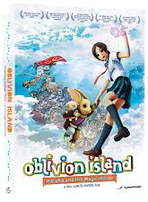 Oblivion Island: Haruka and the Magic Mirror (DVD, 2012)