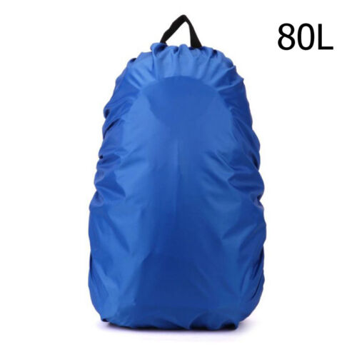 Extra Thick Dacron Backpack Cover Rain Proof Rucksack Cover Washable 35L 70L 80L
