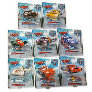 Cars-ICE-RACERS-Modellino-AUTO-1-55-Mattel-HOT-WHEELS-Disney-Pixar-DIE-CAST