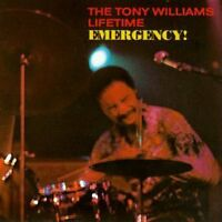 Tony Williams - Emergency [new Cd] on Sale