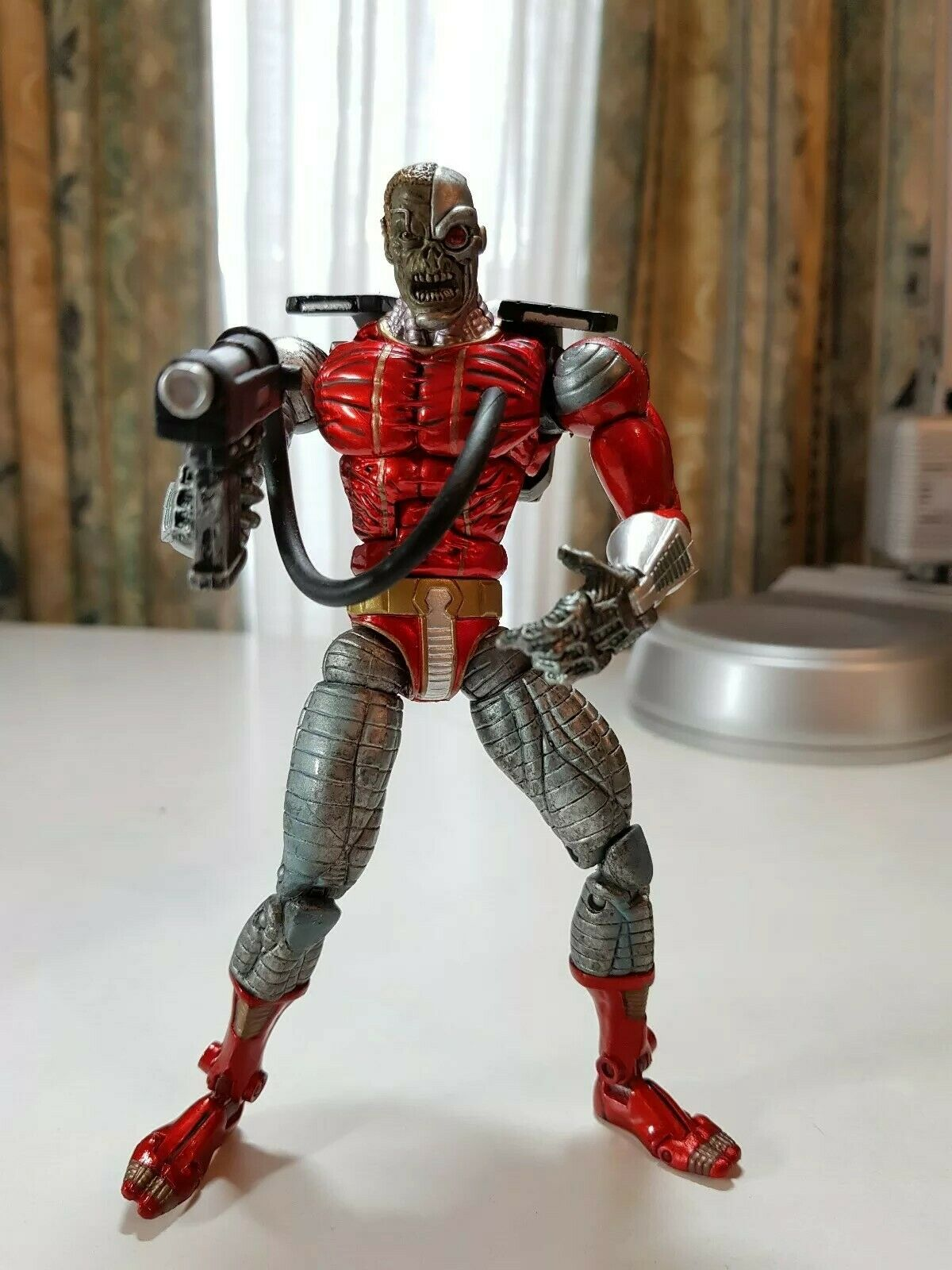 Marvel Legends Series IX Deathlok figure