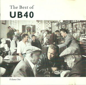 UB40 - THE BEST OF UB40 - Volume One (18 track CD compilation 1987)