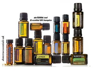 doTERRA Essential Oils SAMPLES 1ml  ***BUY 3 GET 1 FREE***