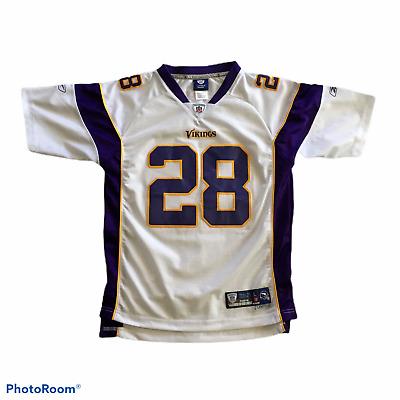 *NFL Jersey* Adrian Peterson - Minnesota - Vikings -Boys Size Large Embroidered | eBay