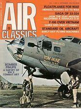 AIR CLASSICS V11 N9 VIETNAM F-100 SUPER SABRE HUN USAF / CURTISS C-46 COMMANDO