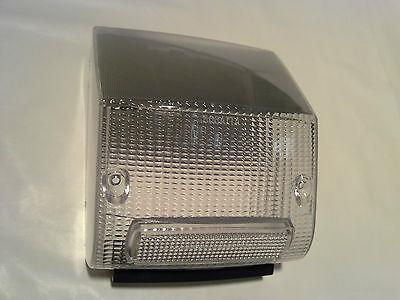055.RP222BI  VETRO FANALE POSTERIORE VESPA PX 125/150/200/E ARCOBALENO