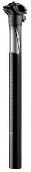 Truvativ black T40 Carbon Ti Bicycle Bike Seatpost Zero Offset  31.6 x 400mm