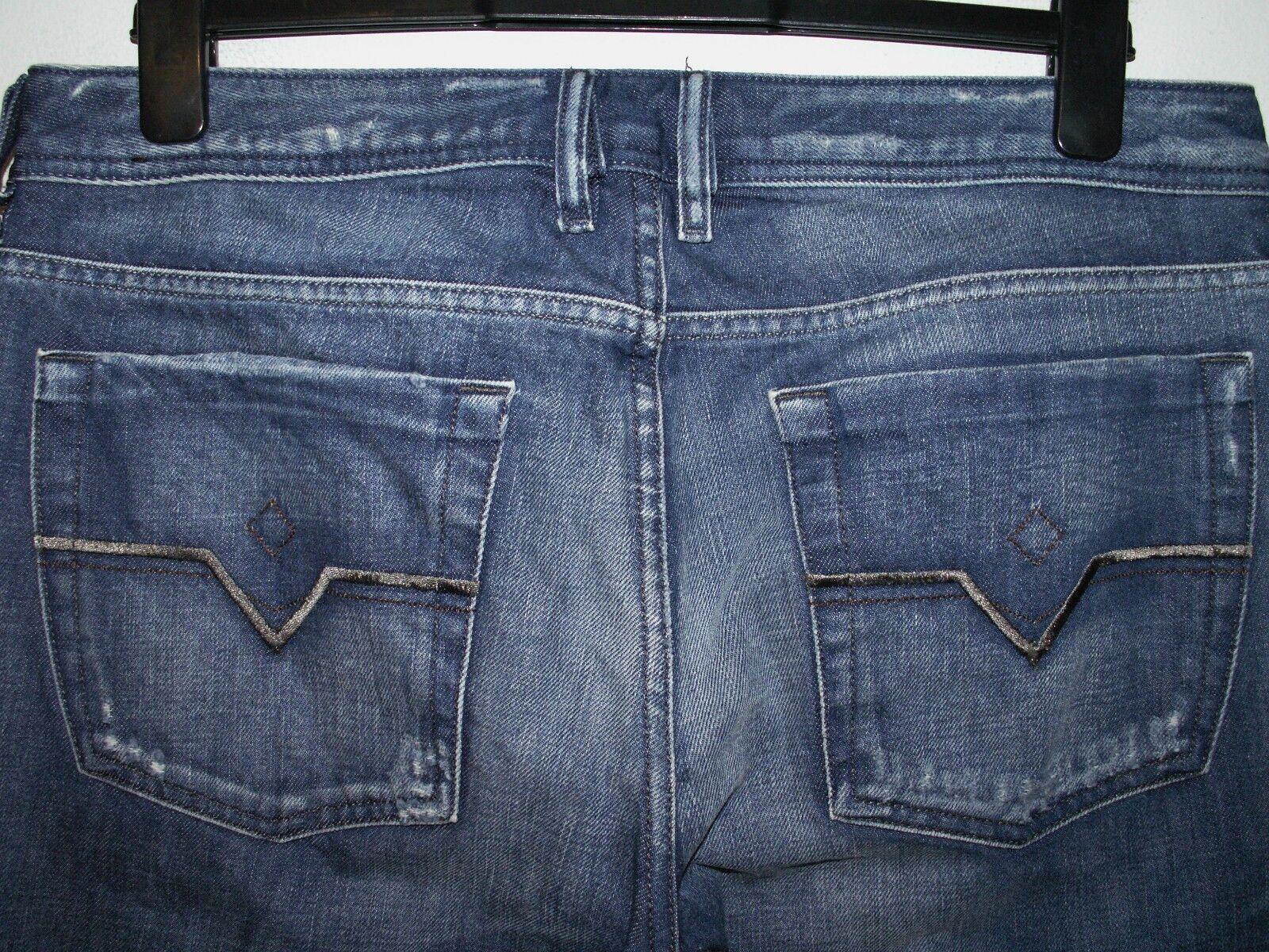 Diesel ZATHAN botacut Jeans 00772 W34 L32 (5255)   100% garantía genuina de contador