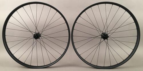 "Sun Ringle Duroc 40 27.5/"" 650b MTB Wheelset Tubeless Boost Spacing Shimano 8-11"