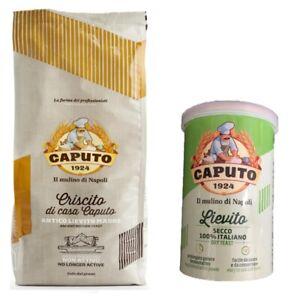 Criscito Kg. 1 + Lievito Secco Gr. 100 - Mulino Caputo