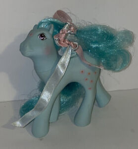 My Little Pony G1 Flutter Ponies Peach Blossom No Wings MLP Vintage '85