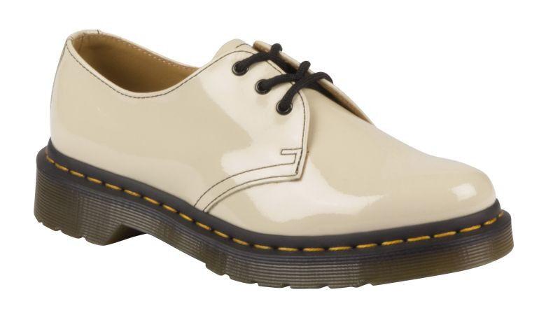 Dr. Martens zapatos Shoes 3 agujeros charol señora zapato bajo patente 1461