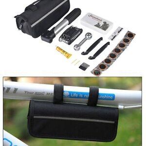 Mountain-Bike-Tire-Repair-Kit-Tool-Road-Cycling-Bicycle-Multi-Function-Pump-Tool