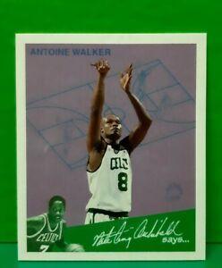 Antoine Walker insert card Goudey Greats 1997-98 Fleer #15