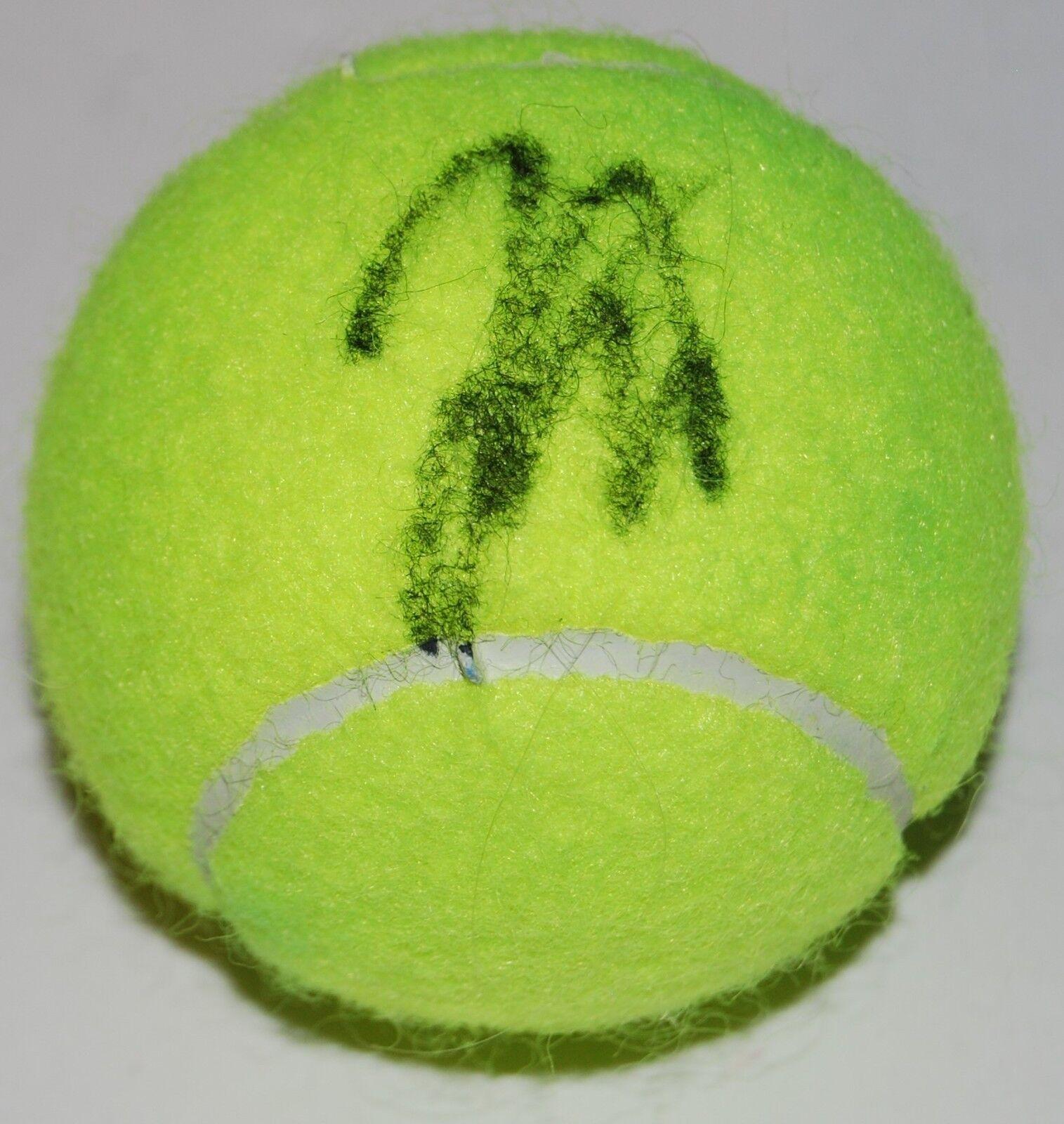 John Isner Firmado (Tenis) Bola Wimbledon Lavar Lavar Lavar Copa Autografiado con   Coa  el mas reciente