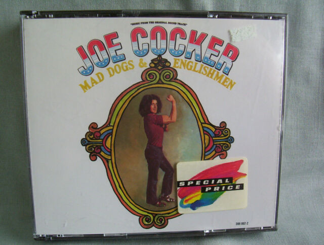 Mad Dogs & Englishmen- OST by Joe Cocker- Erstauflage WIE NEU
