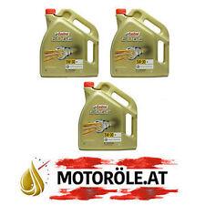 15 L LITER CASTROL EDGE 5W-30 LL MOTOR-ÖL MOTOREN-ÖL VW AUDI MB LONGLIFE 4