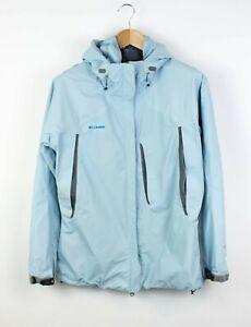 Details zu Columbia Damen Jacke Titan Gore Tex Wasserdichter Mantel Größe L KZ243