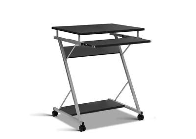 Details about  ✨Artiss Laptop Table Computer Desk Black