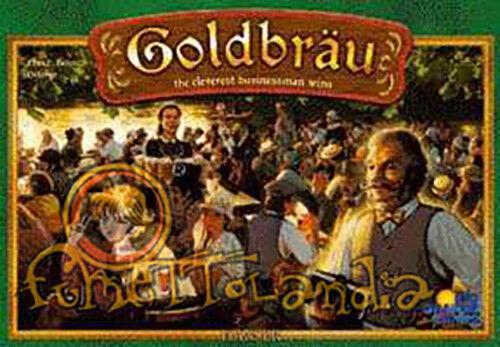 Rio Grande Boardgame Goldbrau NUOVO