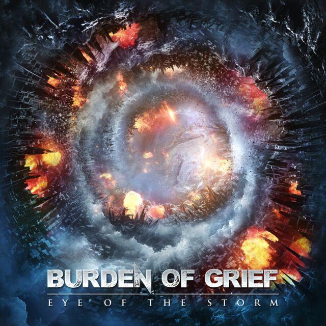 BURDEN OF GRIEF - Eye Of The Storm - Vinyl-LP - 4028466920188