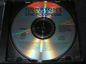 Compton-039-s-Interactive-Encyclopedia-PC-CD-ROM-for-Windows-SoftKey-Multimedia