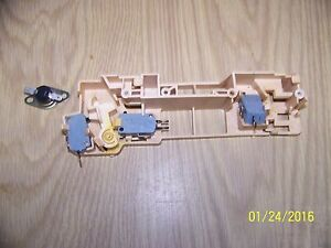 Samsung Mw7490w Microwave Oven Parts