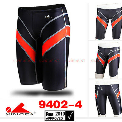 NWT YINGFA 9402 COMPETITION TRAINING RACING JAMMER S,M,L,XL,XXL [FINA APPROVED]!