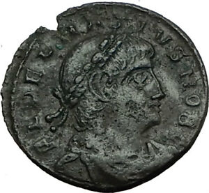 DELMATIUS-337AD-Thessalonica-Authentic-Ancient-Roman-Coin-LEGION-SOLDIERS-i65543