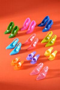 Dressmaker-Details-Pumps-Spikes-for-12-inch-Dolls-Choose-from-10-Colors